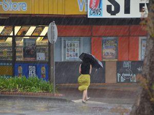 Homes left in dark as severe storm descends
