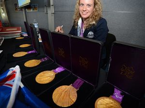 Paralympic awards snub our golden girl Jacqueline Freney