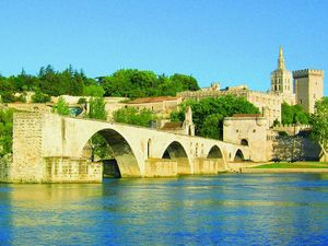 Cruising the rivers of beautiful France