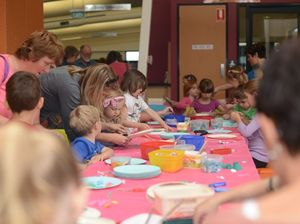 Region's libraries a hive of activity these school holidays
