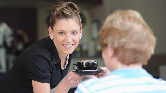 Cassie Hetherton is thrilled to be employed at Bayarama.