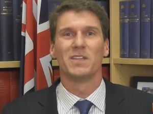 STRANGE POLITICS: Here's what Cory Bernardi's up to