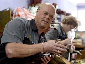 Tony Jannusch, cobbler