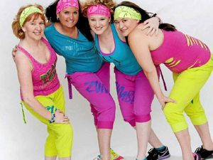 Zumba benefits lead Jessi to teach