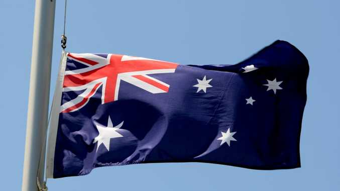It's almost impossible to find Australia Day products - even Australian flags - that are made in Australia.
