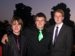 Wollumbin High School Formal 2012