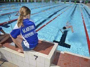 Gladiators make medal splash at Rockhampton swim meet
