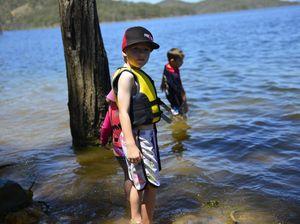 Lake Atkinson closed for swimming