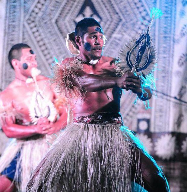 Fijian Fun Day, PCYC, Gladstone. Photo Tom Huntley / The Observer