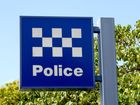 Tweed police are searching for an armed robber.