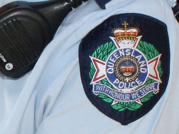 Police are searching for a man who stole a car from Laidley this morning.