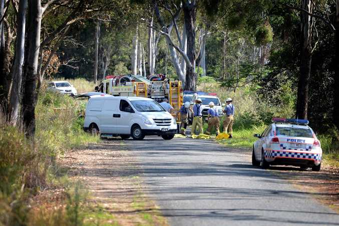 A 31-year-old Raglan man was killed when his car collided with a tree this morning.