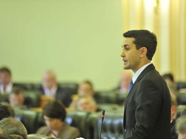Mundingburra MP David Crisafulli. Photo: Greg Miller / Sunshine Coast Daily.