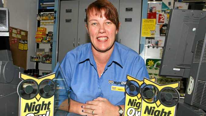 Night Owl North Mackay owner Kirsty Sivyer was thrilled to have come home with an award from the annual conference in New Zealand.