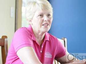 Member for Cancer Council Queensland Gladstone branch Lesley King
