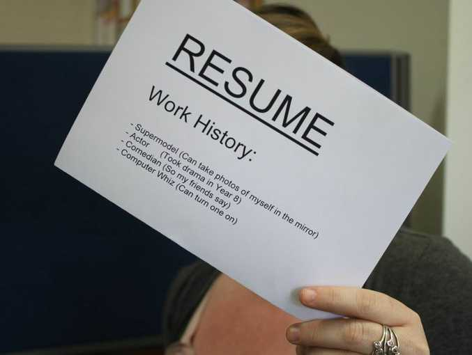 Your CV needs to