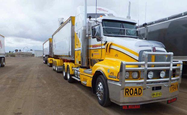 TRAILBLAZER: North Dubbo trucking company Transforce has gone carbon neutral.
