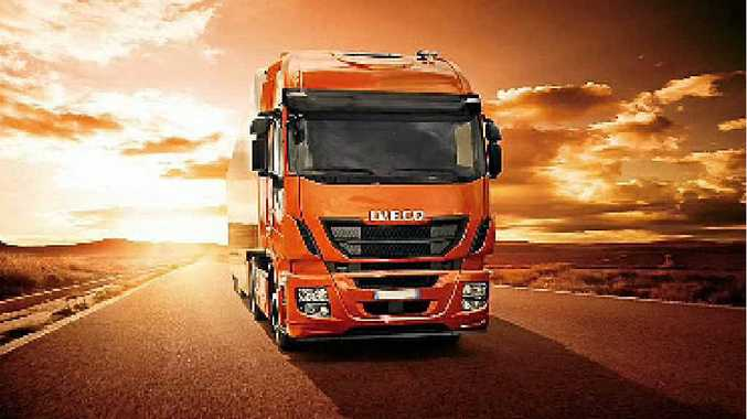 GONG: The Iveco Stralis was voted truck of the year at IAA.
