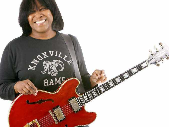Joan Armatrading is among the acts announced for Bluesfest 2013.