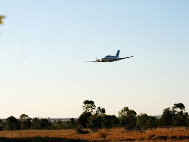 Capella Airstrip FIFO charter.
