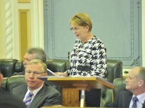 Suspicion Ros Bates deliberately misled parliament