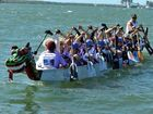 Dragon boat crews to set the river on fire