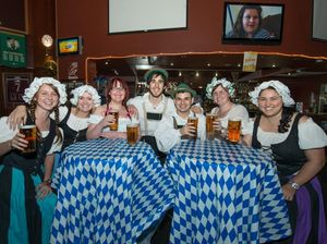 Enjoy a stein or two at beery good German festival