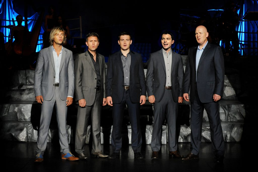 Dates are yet to be confirmed for Celtic Thunder's return to the Brolga Theatre next year.