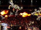 Catch up with Nitro Circus stars at the Planto