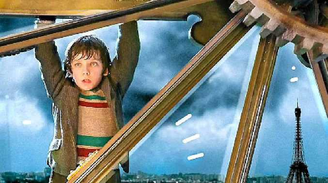 FAMILY FILM: The Dunoon Film Society is screening Hugo this Saturday. One for the family.