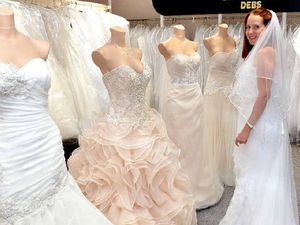 Brides don dresses once more to raise funds for sick kids