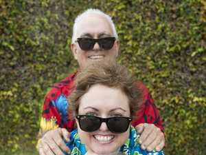 Dazzling tropical shirts raise funds for Toowoomba Hospice