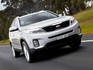 Kia Sorento put to the test