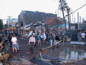 The ten year anniversary of the Bali Bombing