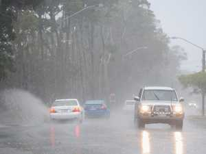 Fraser Coast police urge drivers to be cautious on wet roads