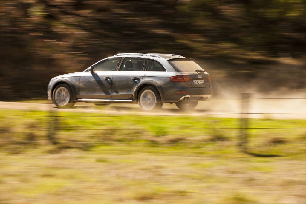 Audi's new allroad range comes in A4 and A6 guise, and only 150 of each model will be available.