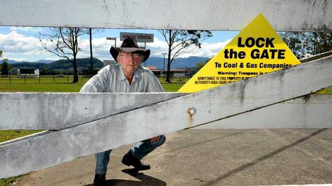 Michael McNamara from Lock the Gate