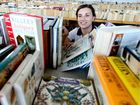 Readers will love what's on offer at Drug Arm book sale