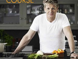 Ramsay's new book has recipes to inspire the home cook