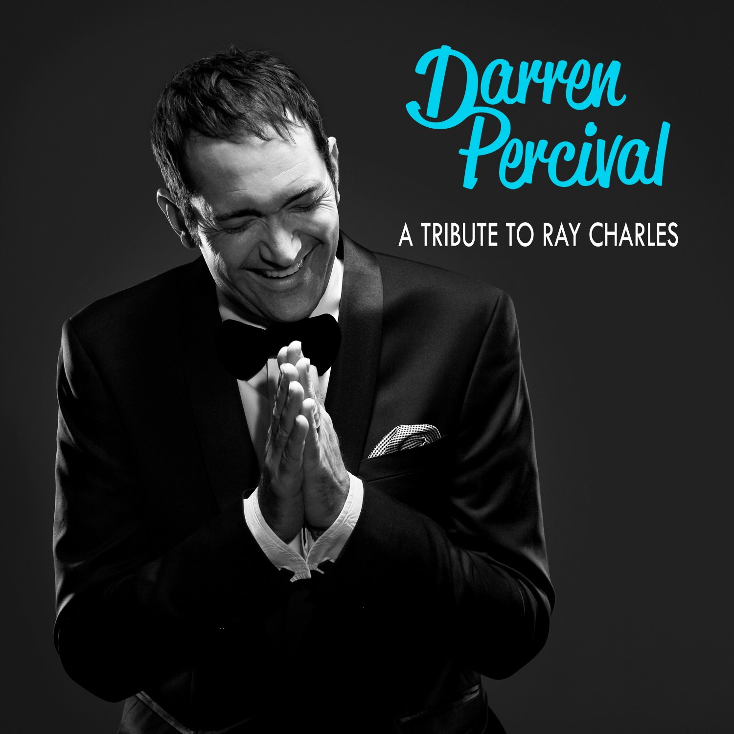 Darren Percival's A Tribute To Ray Charles album cover
