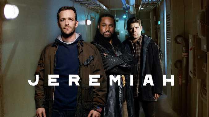 Luke Perry, Malcolm-Jamal Warner and Sean Astin starred in the TV series Jeremiah.