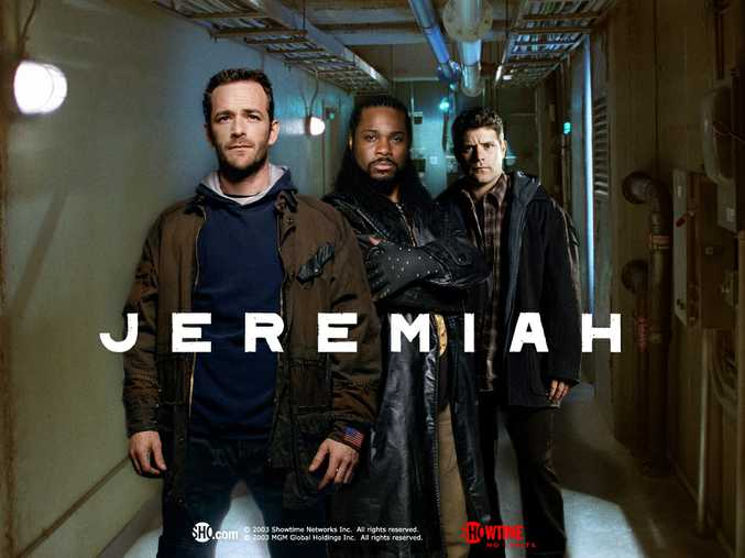Luke Perry, Malcolm-Jamal Warner and Sean Astin starred in the TV series Jeremiah.