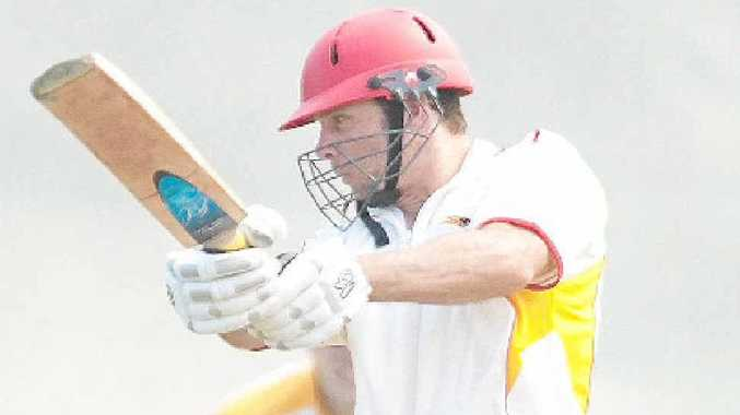 SOUNDING CONFIDENT: Opening batsman Julian Nielsen has respect for the Sandgate-Redcliffe attack but expects the Scorchers to prevail.