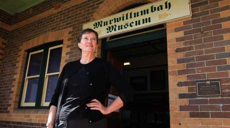 Tweed Regional Gallery Museum director Judy Kean.