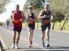 Toowoomba Marathon . Photo Nev Madsen / The Chronicle