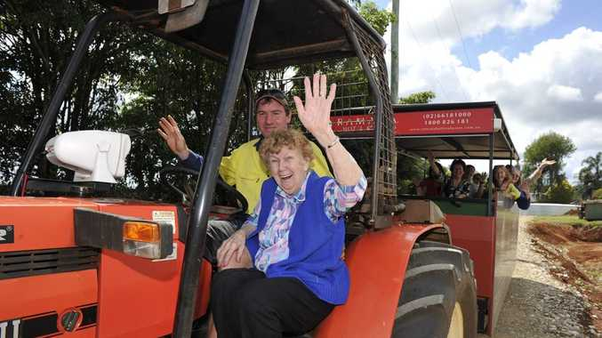Why not take the tractor tour at Summerland House Farm Alstonville?