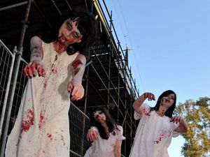 A guide on how to outwit zombies during an apocalypse