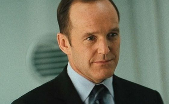 Clark Gregg as Agent Phil Coulson in The Avengers.
