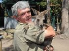 Wildlife carer suffers suspected heart attack saving roo