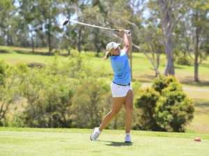 Large field enjoys great playing conditions at Junior Open